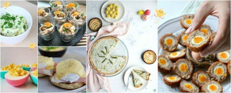 De beste hartige recepten voor Pasen - Paasbrunch