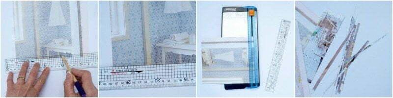 Hart maken met papier uit tijdschriften (foto's stap voor stap)