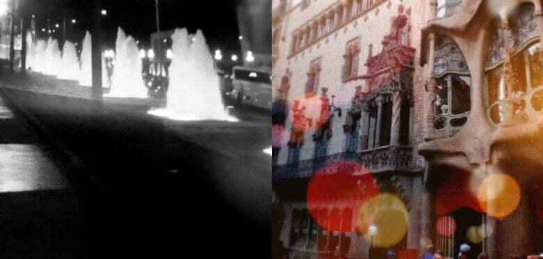 Spanje fotos van de Chicamoms
