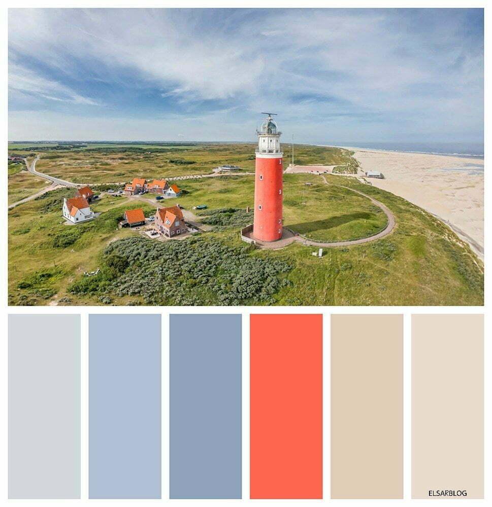 Afbeeldingsresultaat voor kleurenpalet blauw
