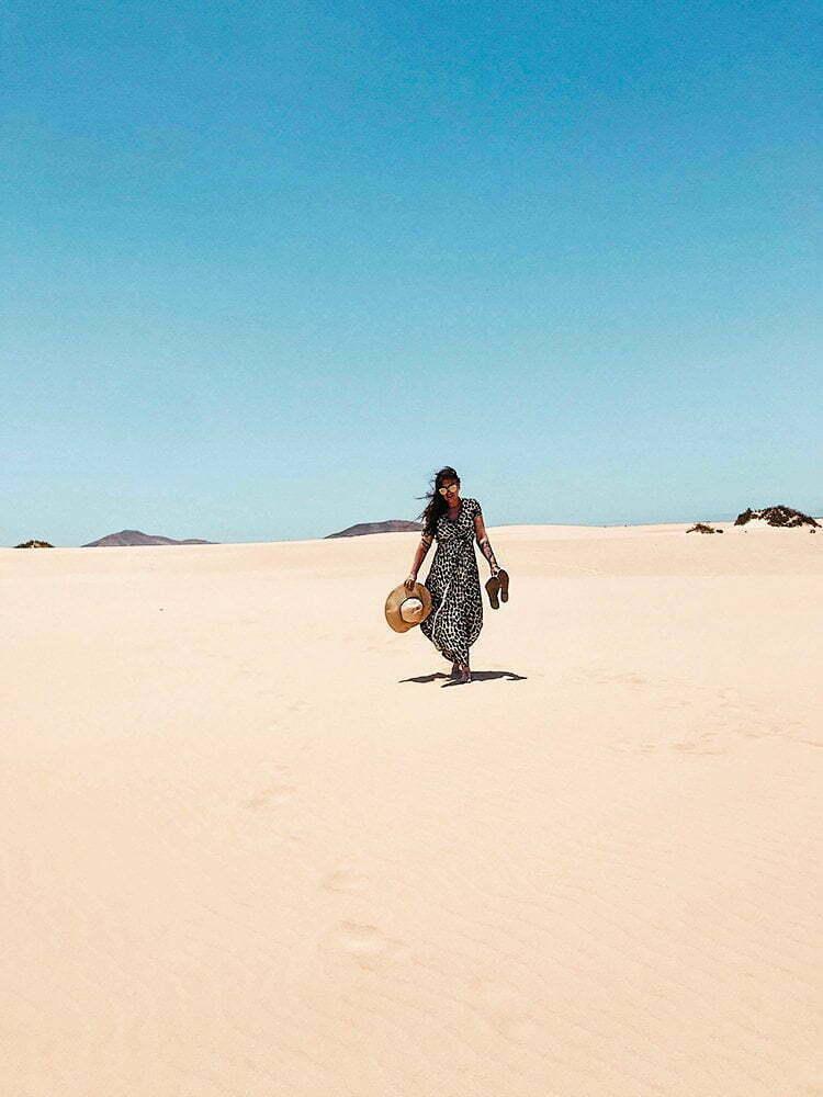 Kiki : Canarische eiland Fuerteventura