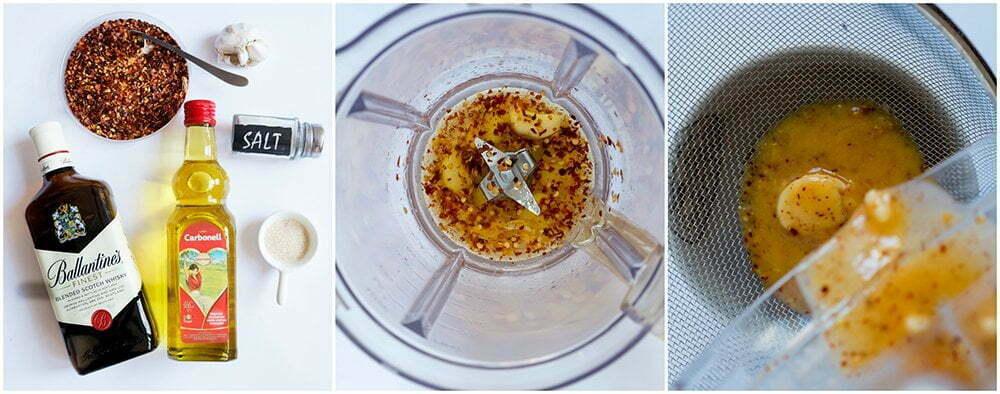 stap voor stap foto's, Makkelijk en snel Piri-piri saus maken