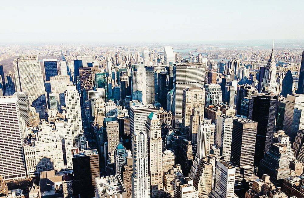Mijn favoriete bestemming? NEW YORK!