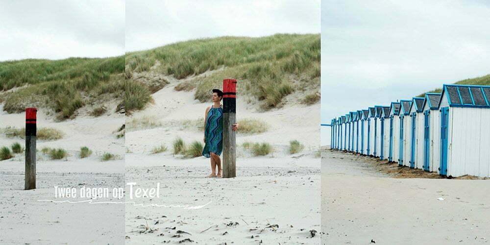 Elsa,Twee dagen op Texel - Persoonlijk
