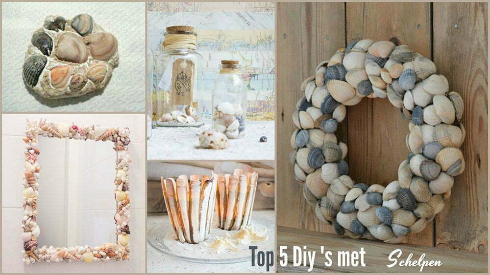 Top 5 Diy S Met Schelpen Decoratie Elsarblog