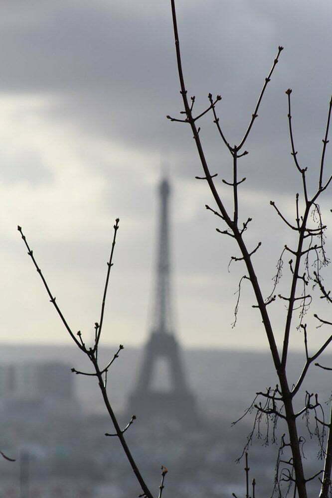 Roxanne: Deze foto van Parijs. Dat was eigenlijk een scherpstelfoutje, maar ikben zo blij met het resultaat.