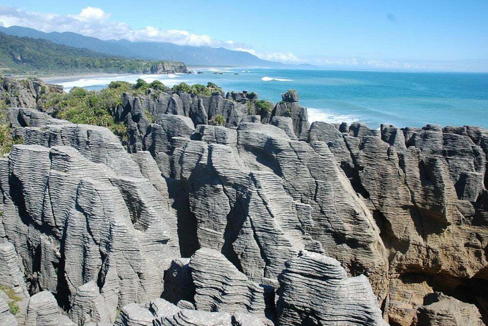 -Punakaiki Rocks