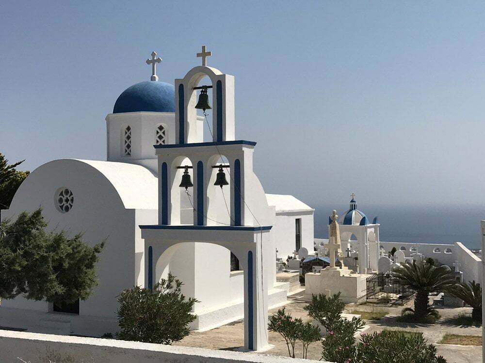 Wat is jouw favoriete bestemming?: Santorini
