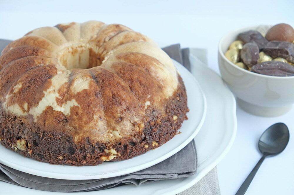 Top 8 van de lekkerste en de mooiste chocolade taarten; Brownie / Vla taart®elsaRblog