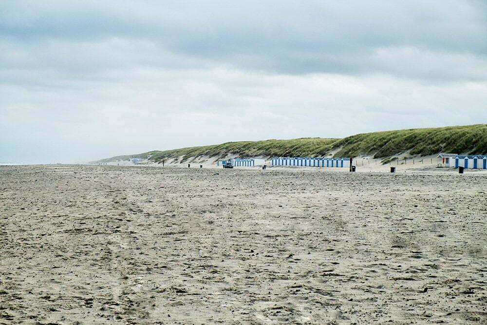 Texel: Ja brede stranden waar je tot rust kan komen.