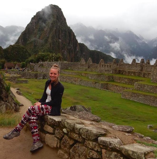 Lizzie:Machu Picchu, Peru - Wonder Of The World