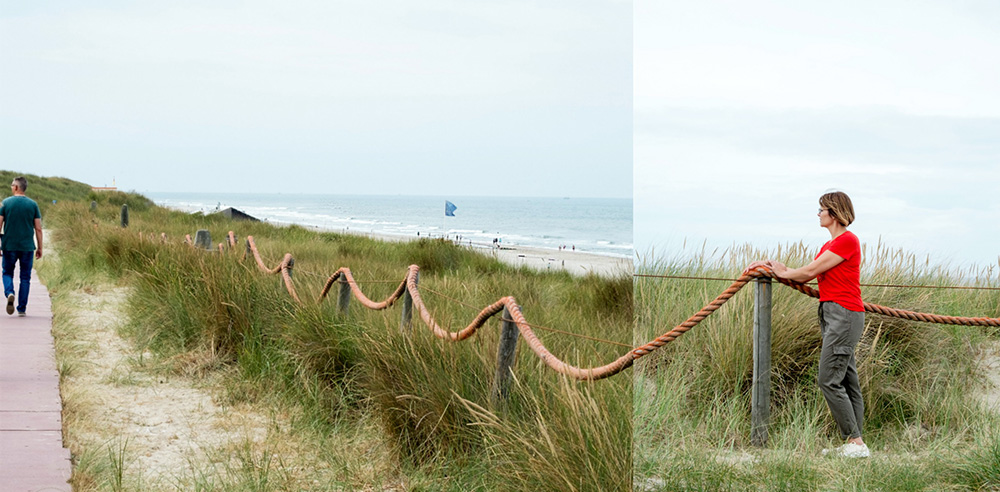 Inge,Twee dagen op Texel - Persoonlijk