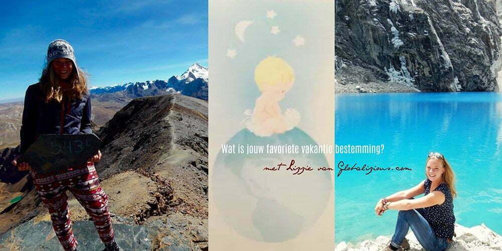 Wat is jouw favoriete vakantie bestemming? met Lizzie van globalizious.com