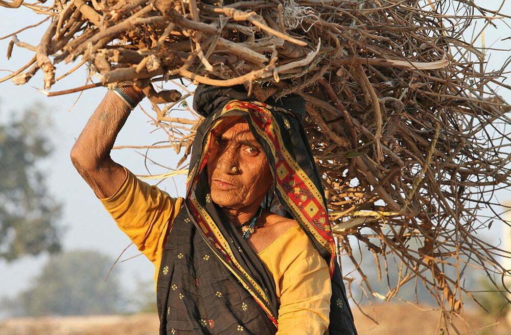 Yvonne mooie mensen India