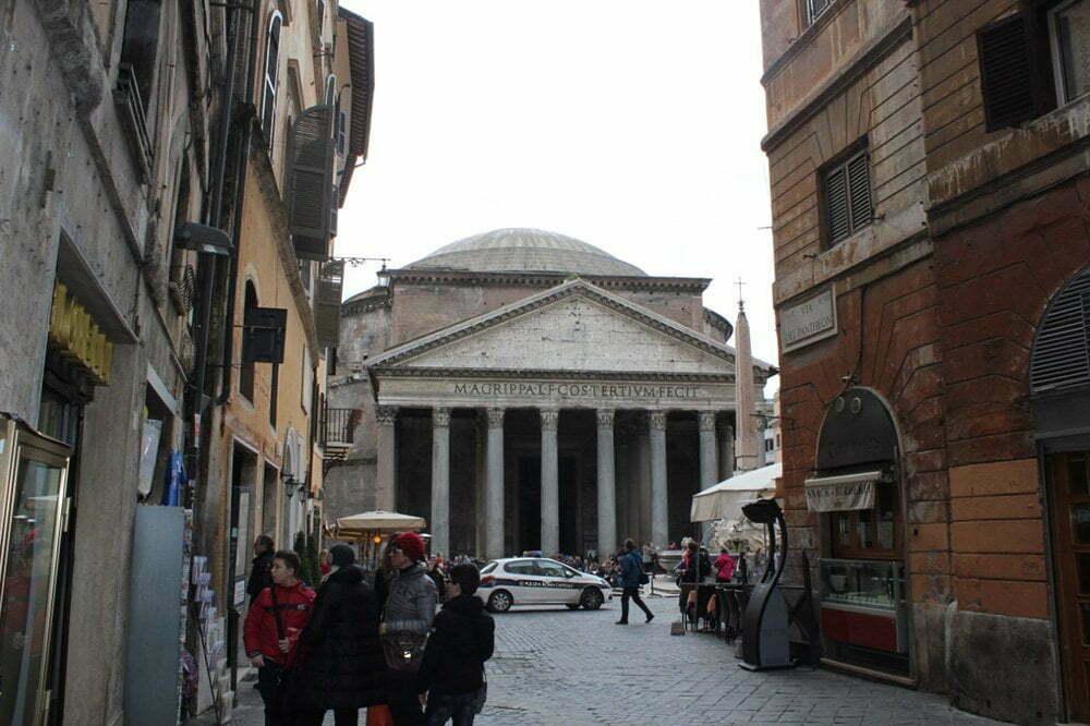 het prachtige Rome