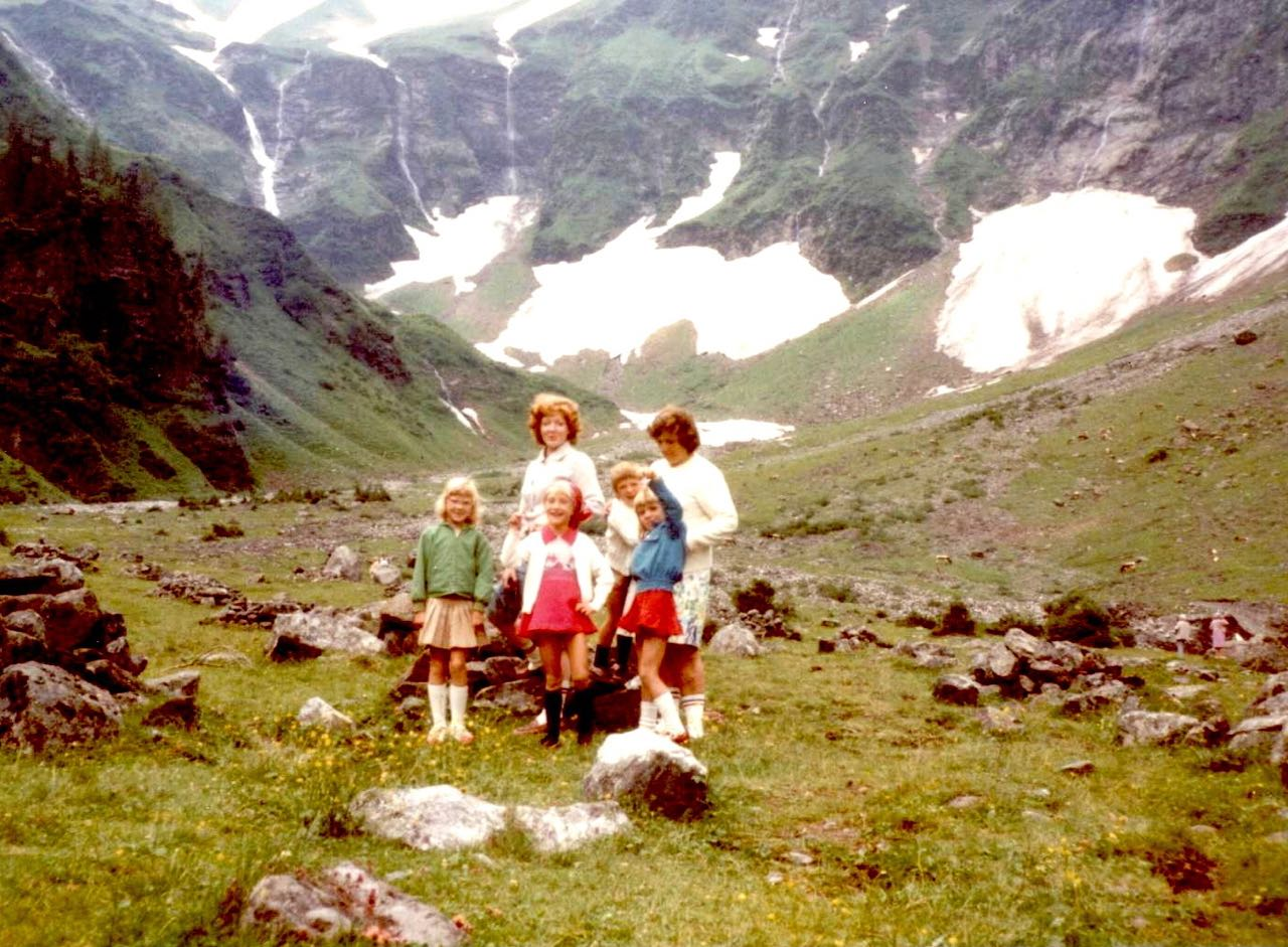 Hintersee ca 1975 Anne-Marie Otter