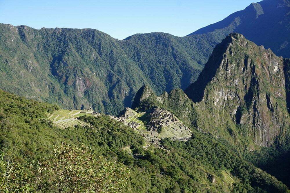 Jacoba Peru - Machu Picchu