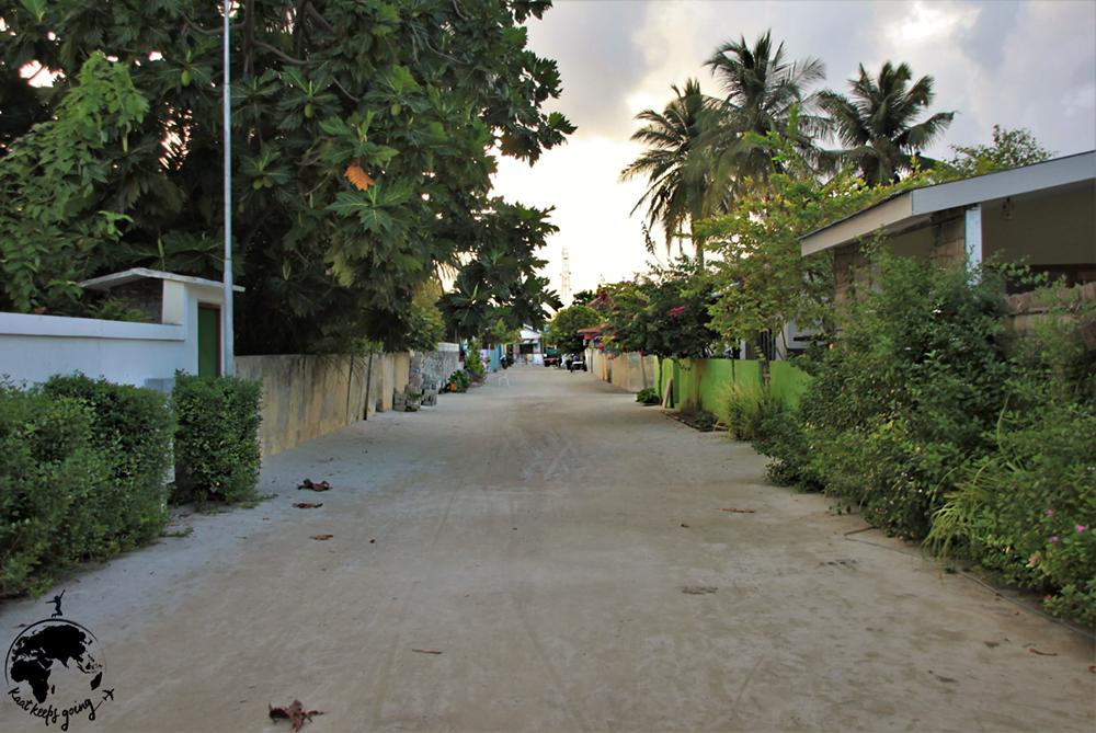 Malediven KaatKeepsGoing