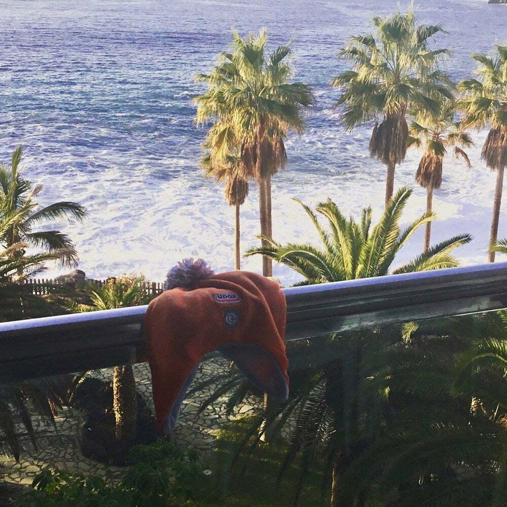 Nieuwjaarsduik La Palma Anne-Marie Otter