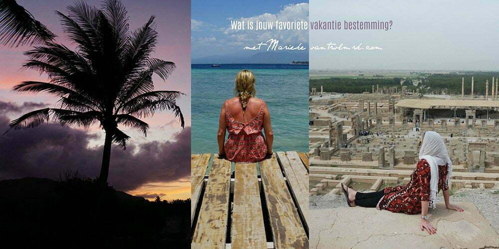 Wat is jouw favoriete vakantie bestemming? met Marieke van trvlmrk.com