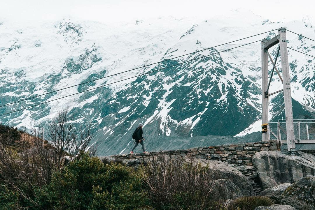 Nieuw-Zeeland, Foto van Evelyn van Lone Drifters.nl