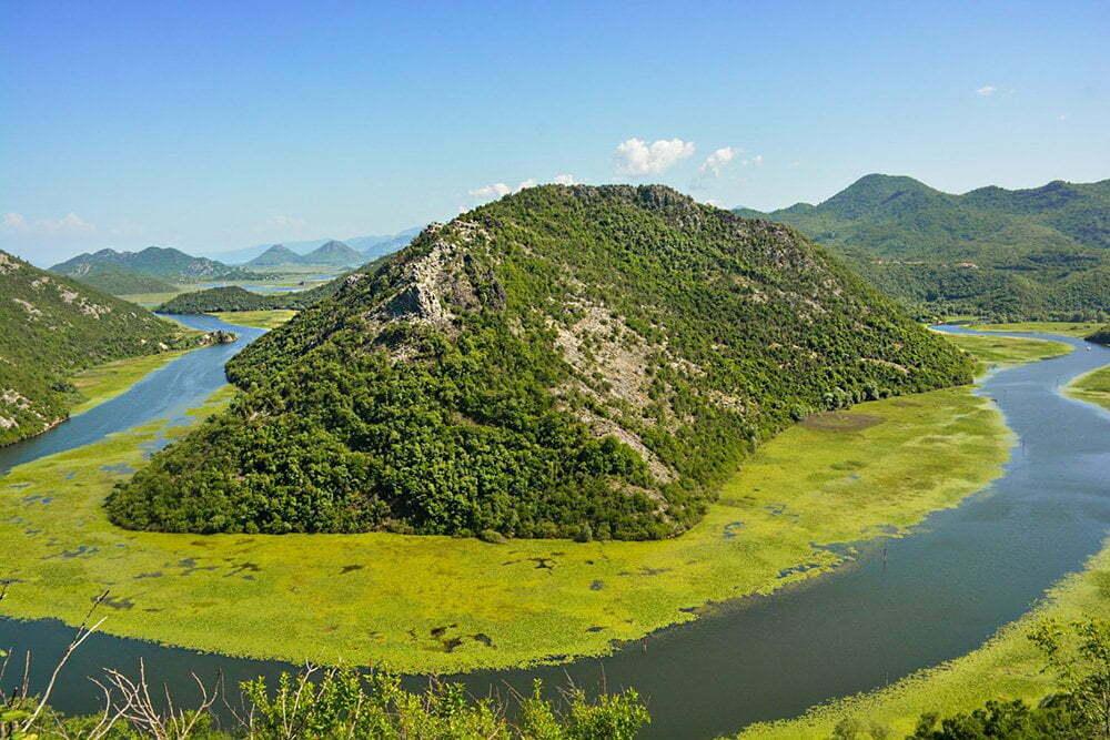 Montenegro, foto van www.bornonaplane.nl
