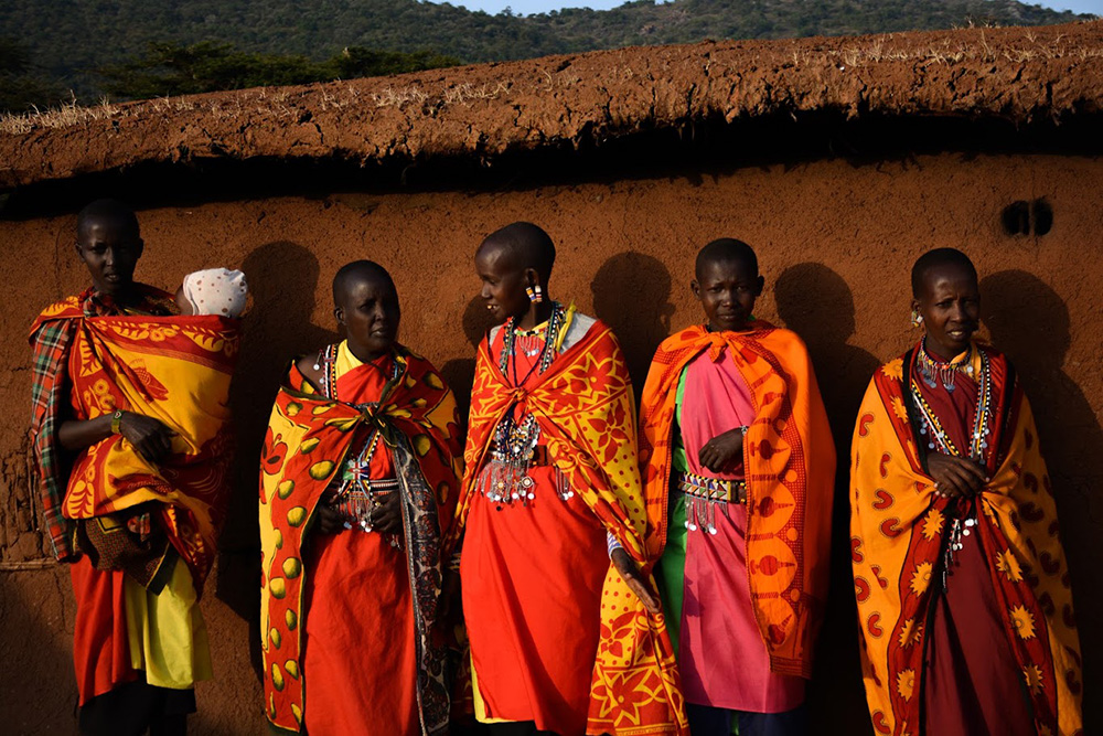 Mooiste foto Kenia Caro Cools
