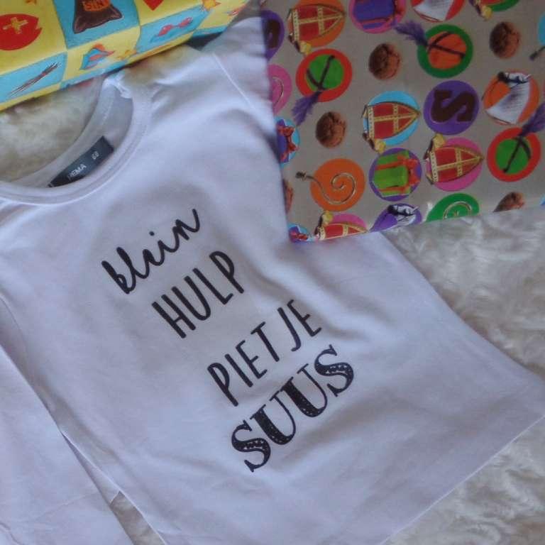 Diy: T-Shirt hulp Pietje⇔mamasmeisje.com