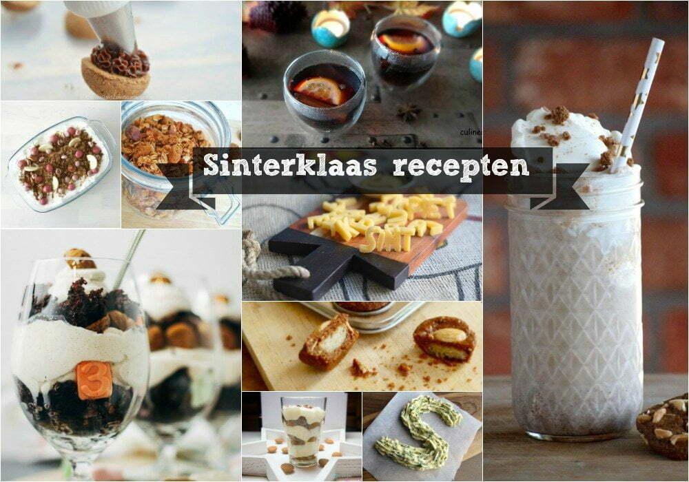 De lekkerste Sinterklaas recepten - Feestdagen