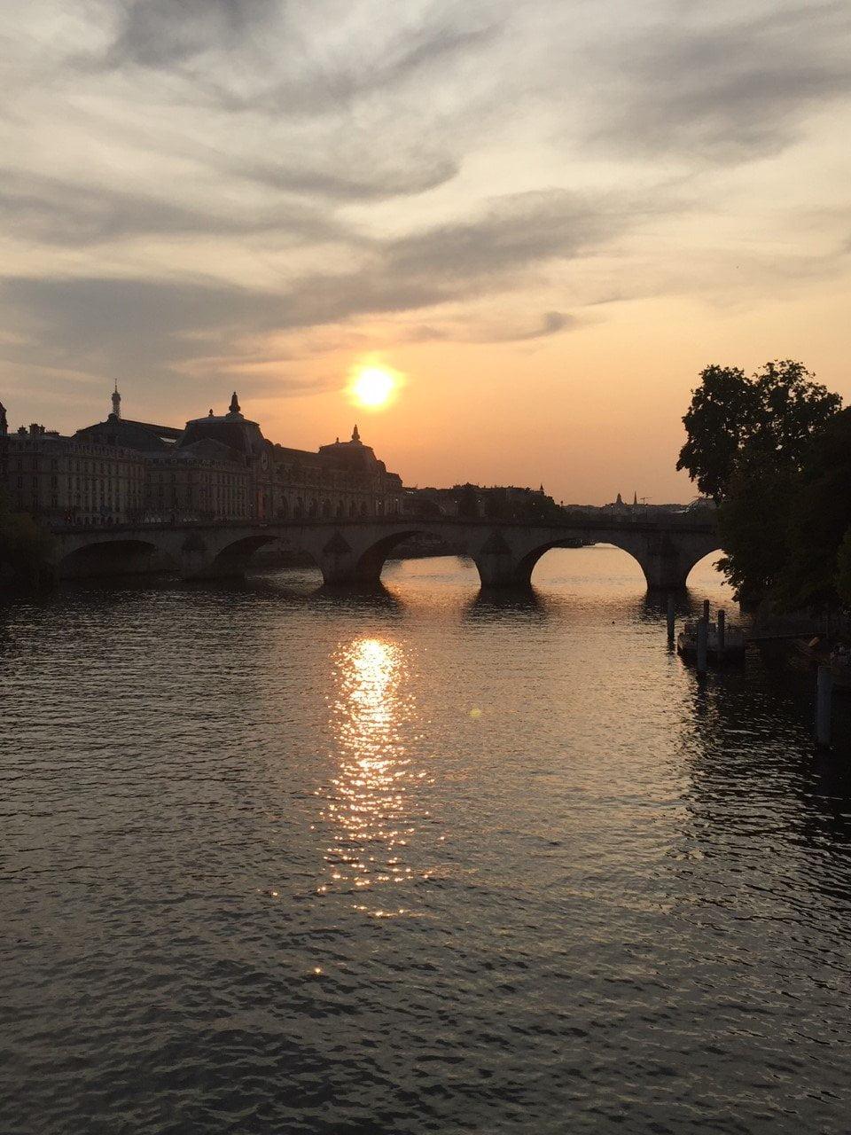 Deze foto van Parijs is wel een van mijn favoriete foto's.