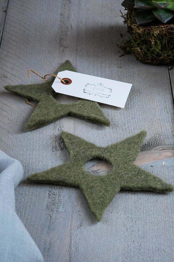 Diy: Servetten versieren voor de kerst