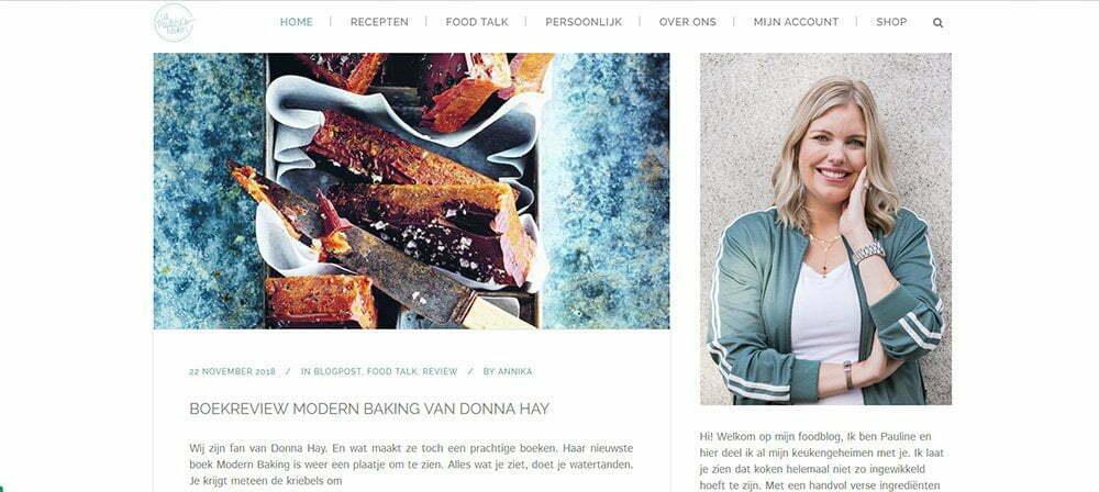 Uit Paulines keuken.nl