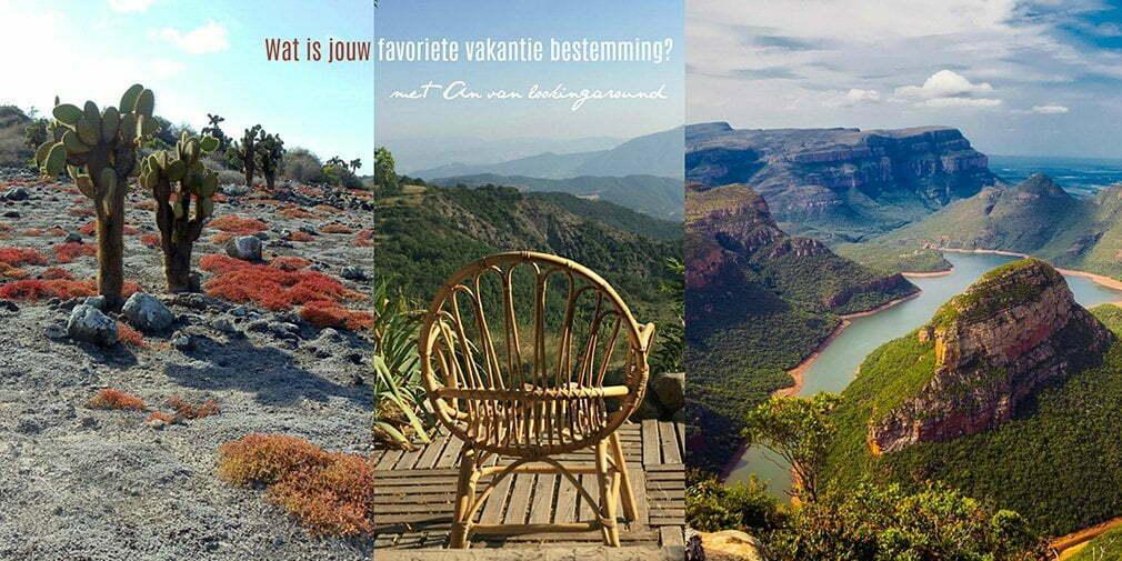 Wat is jouw favoriete vakantie bestemming? met An van Lookingaround