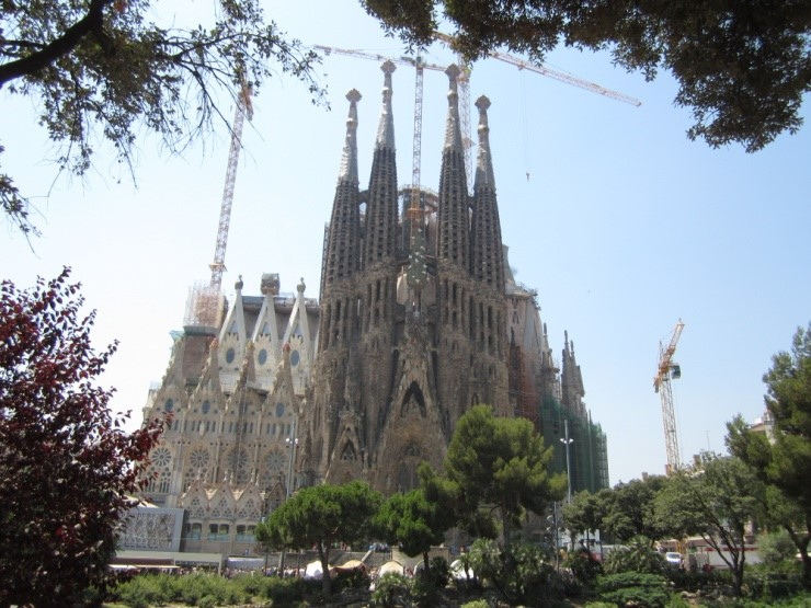 Barcelona, foto van The Green Guide
