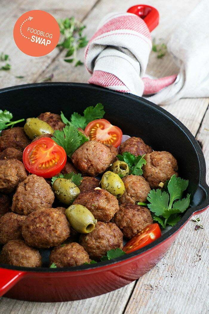 Indische gehaktballetjes - Foodblogswap