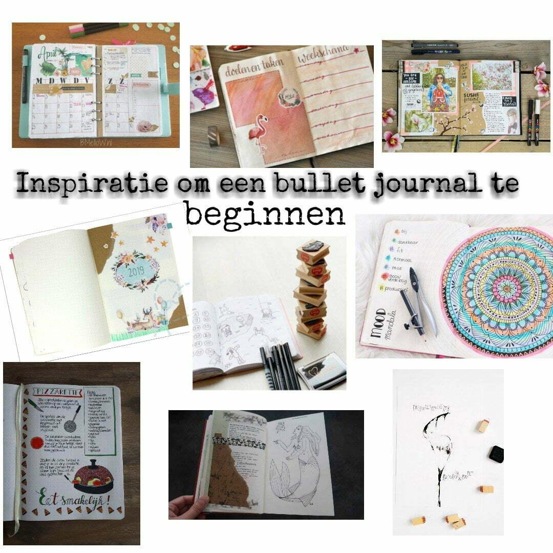 Inspiratie om een bullet journal te beginnen - Uitleg