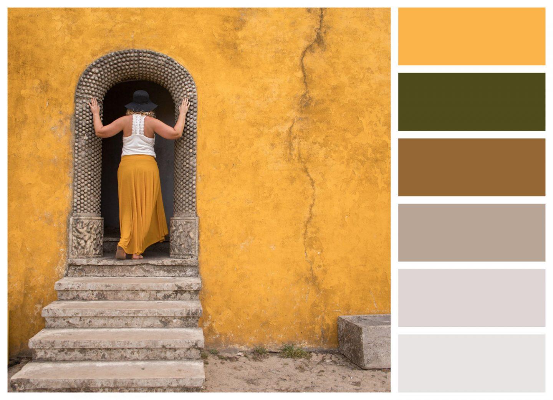Kleurenpalet Foto Remke