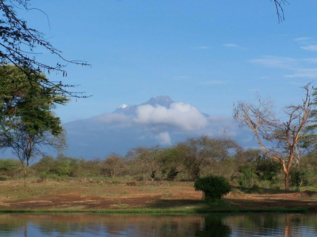 Oysters & Footprints:Kilimanjaro-Tanzania
