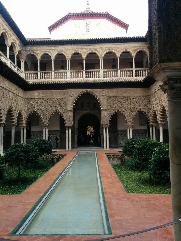 Oysters & Footprints: Sevilla_Real-Alcazar