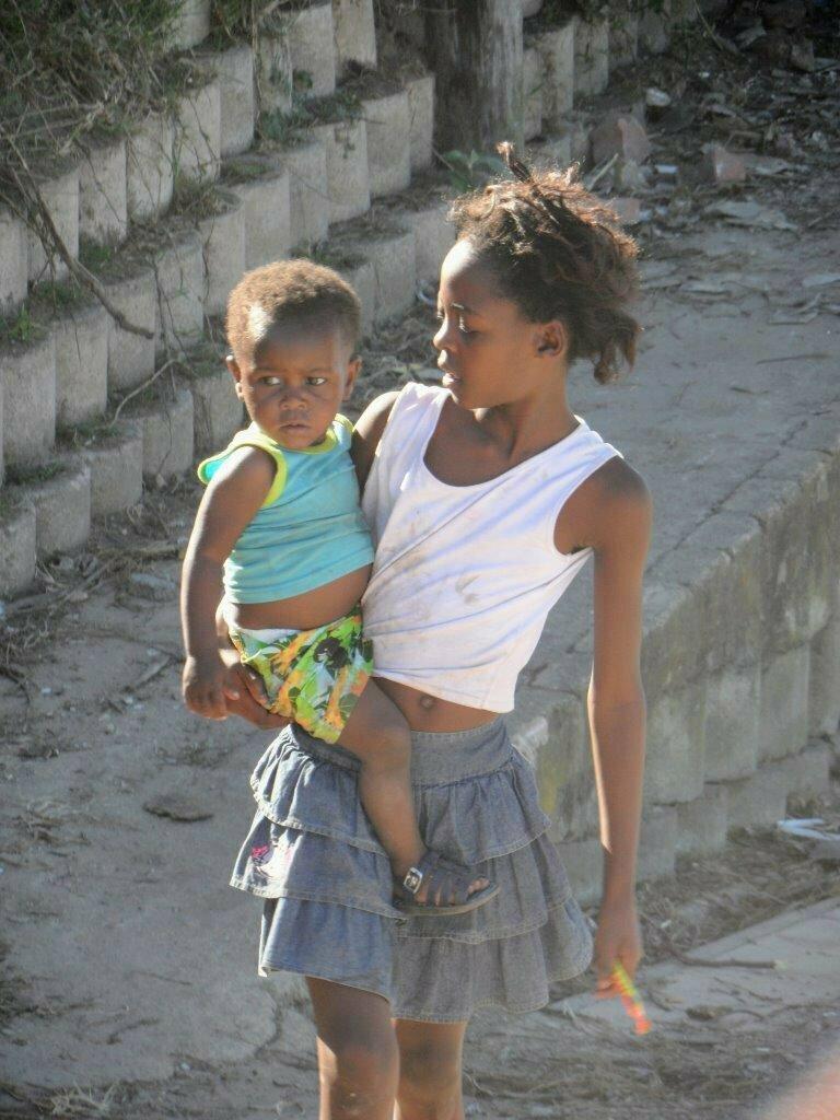Oysters & Footprints: kinderen_zuid-afrika