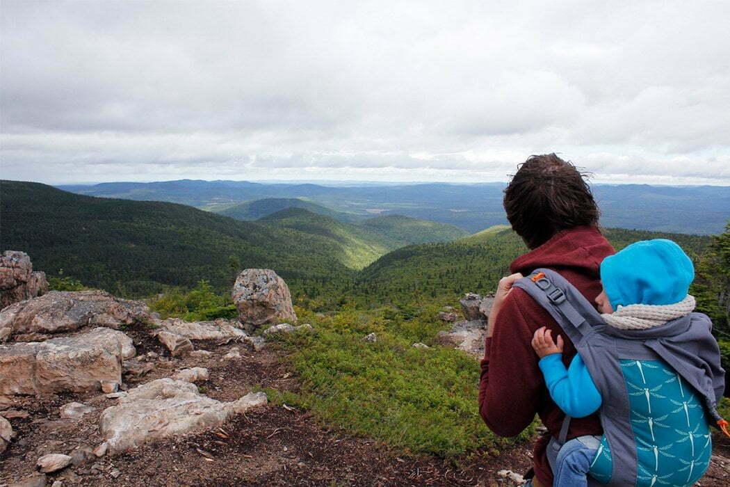 Foto Canada uitzicht Mount Carlton Lindi Melse Linspiration.nl