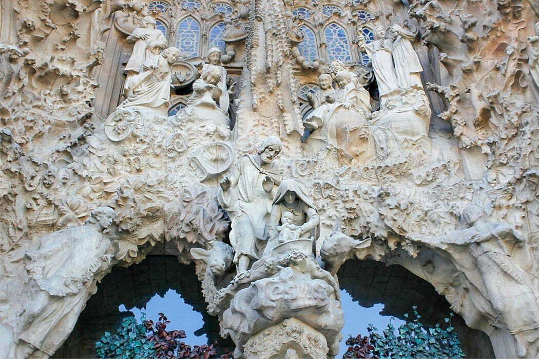 Voorkant Sagrada Familia Lindi Melse Linspiration.nl