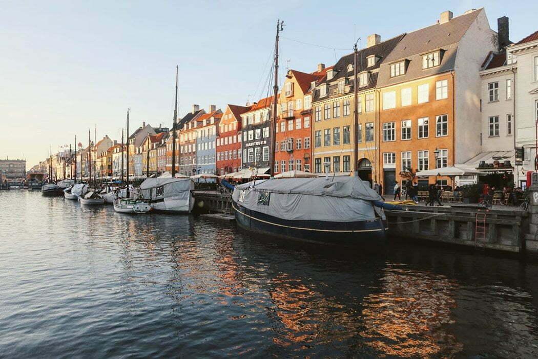 citytrip stedentrip Kopenhagen Nyhavn - Mama's Meisje blog