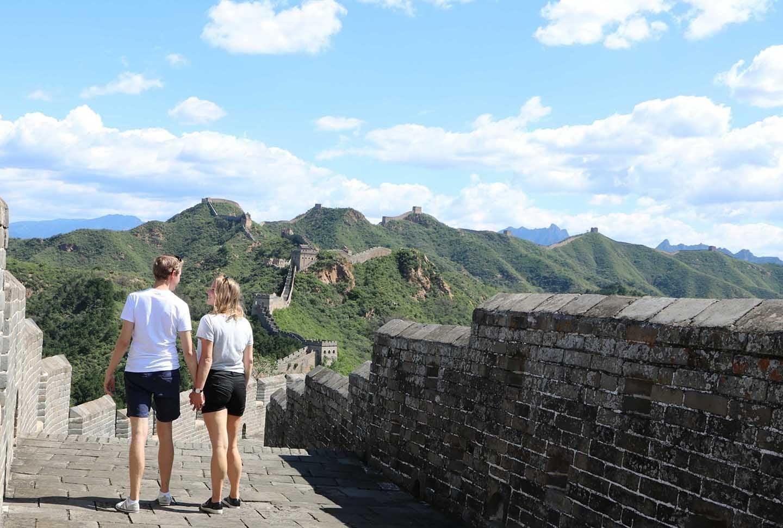 Chinese Muur Bea