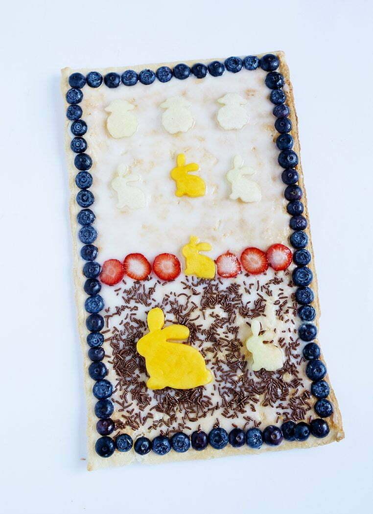 De beste last minute taart - Pasen