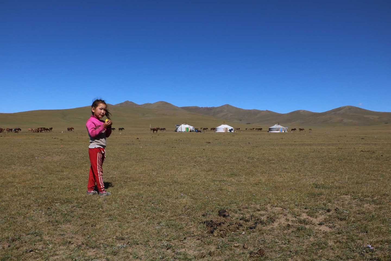 Mongolie favoriete foto