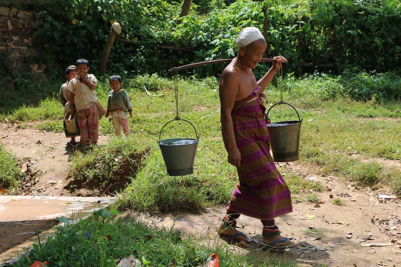 Myanmar Local life
