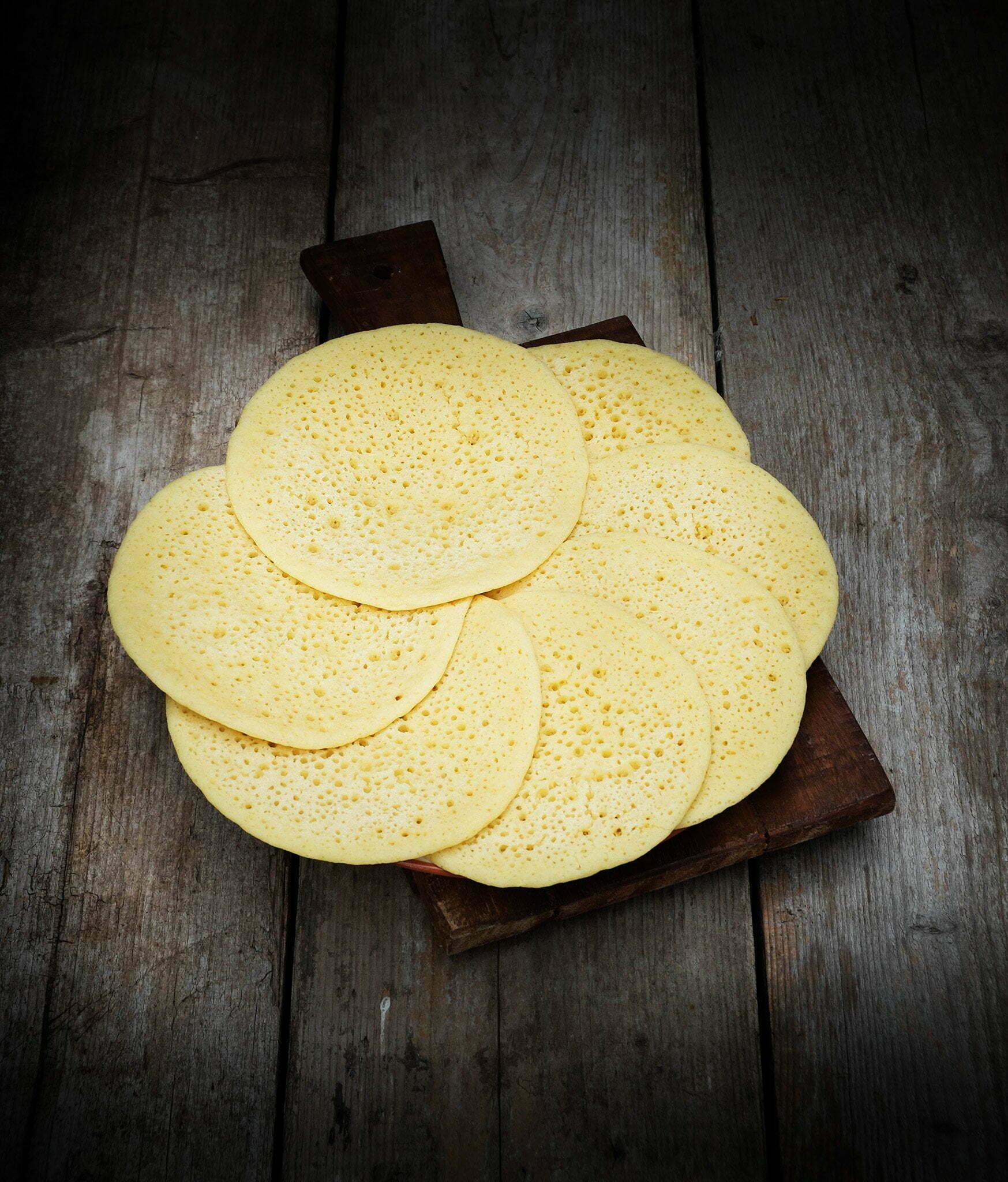 Marokkaanse pannenkoeken maken