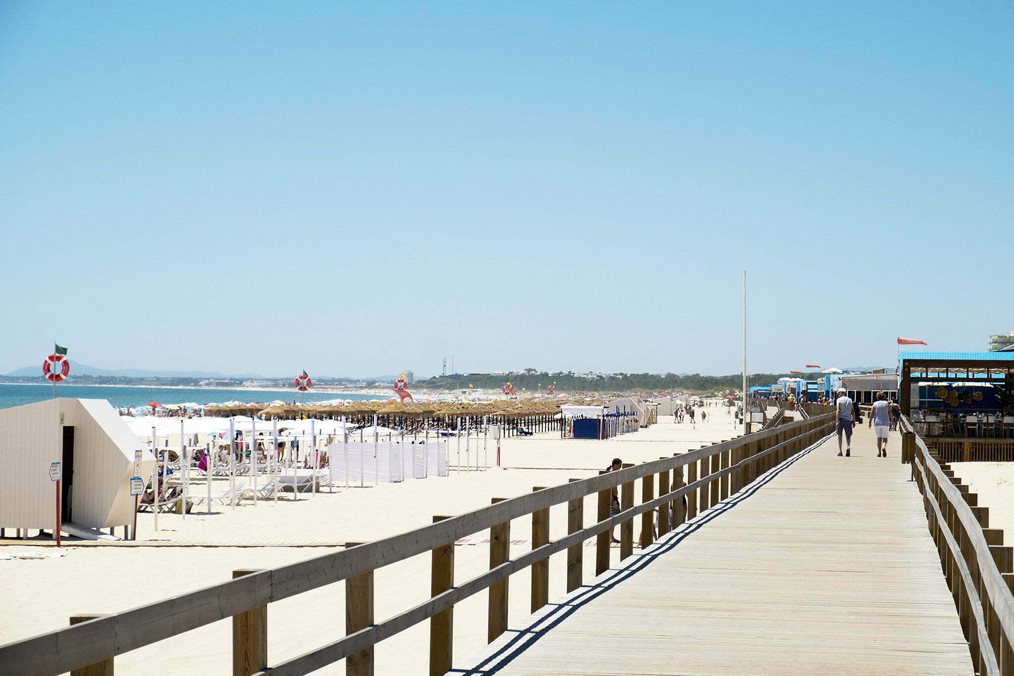Vakantie in Algarve Monte Gordo Portugal - Persoonlijk