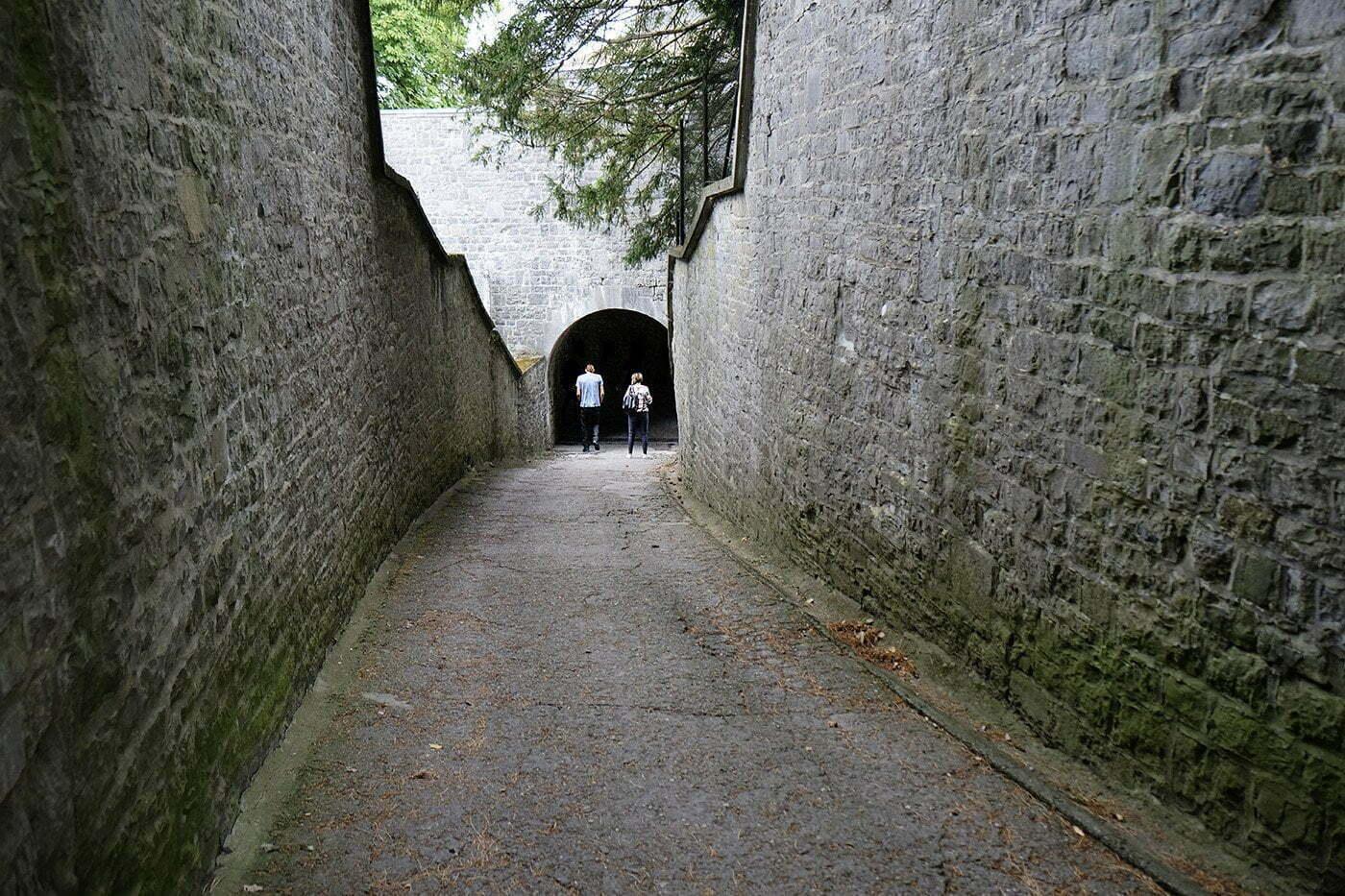 Hiervan is de citadel van Dinant nog steeds het levendige bewijs